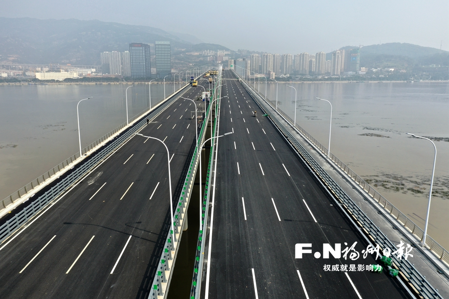 """今天起,請叫我""""三江口大橋"""""""
