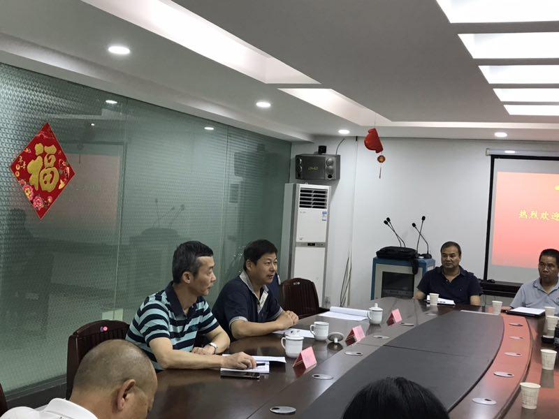 市应急管理局刘承勇副局长调研指导福州民天集团有限公司安全生产工作