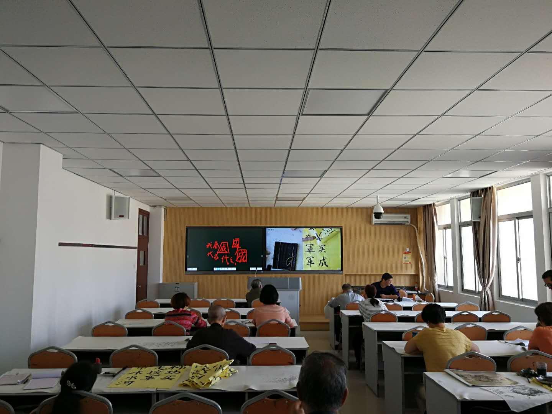 教室照明电路cad图